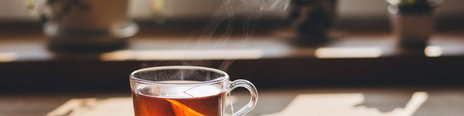 zimowe przyjemności - herbata